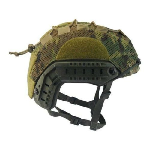 Agilite Multicam Helm Cover 2