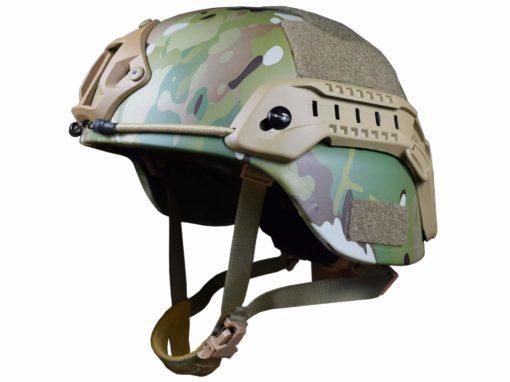 MICH kogelwerende helm 4