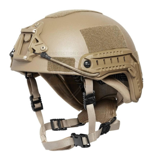 SF kogelwerende helm level IIIA - Flat Dark Earth