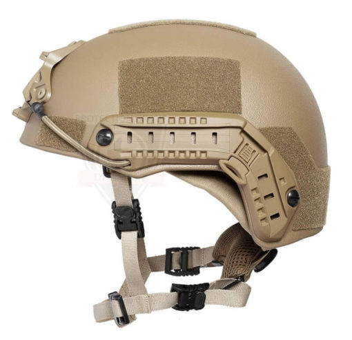 SF kogelwerende helm level IIIA - Flat Dark Earth 2