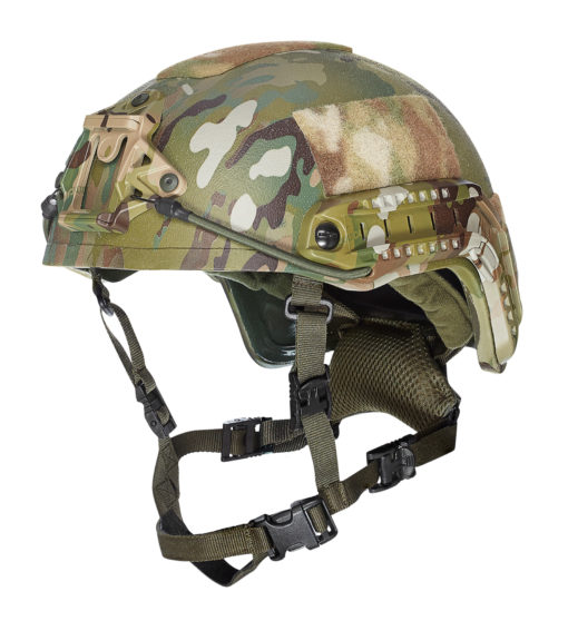 SF kogelwerende helm level IIIA - Multicam