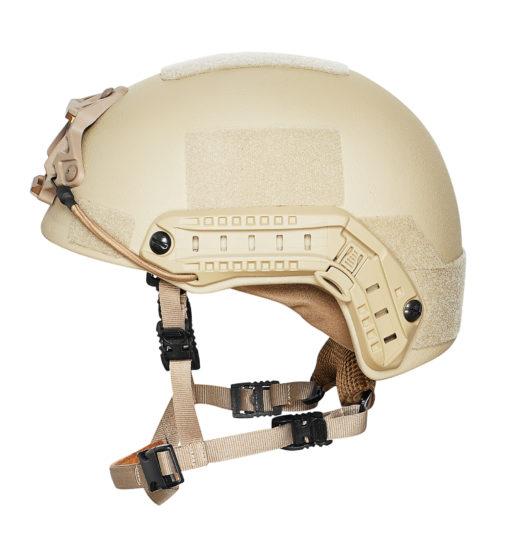 SF kogelwerende helm level IIIA - Tan 2