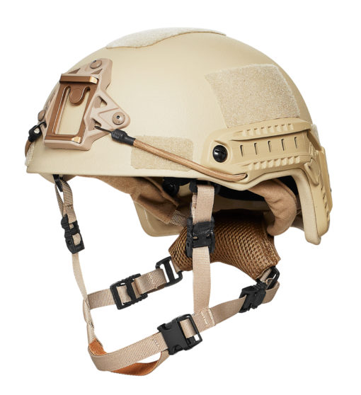 SF kogelwerende helm level IIIA - Tan