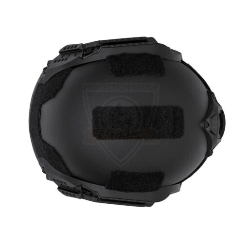 SF kogelwerende helm Zwart boven