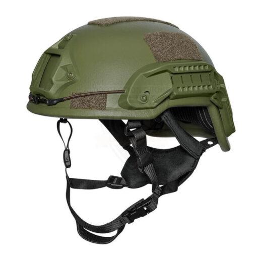 SF kogelwerende helm Olive 1
