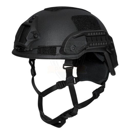 SF kogelwerende helm Zwart