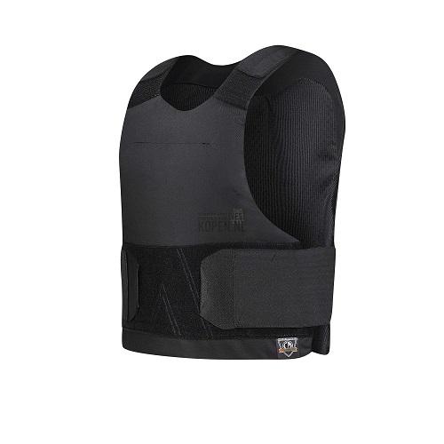 Kogelvrij vest level IIIA + steekwerend level 1 - zijkant