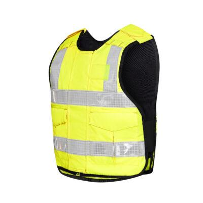 hulpverlener vest level IIIA geel 3